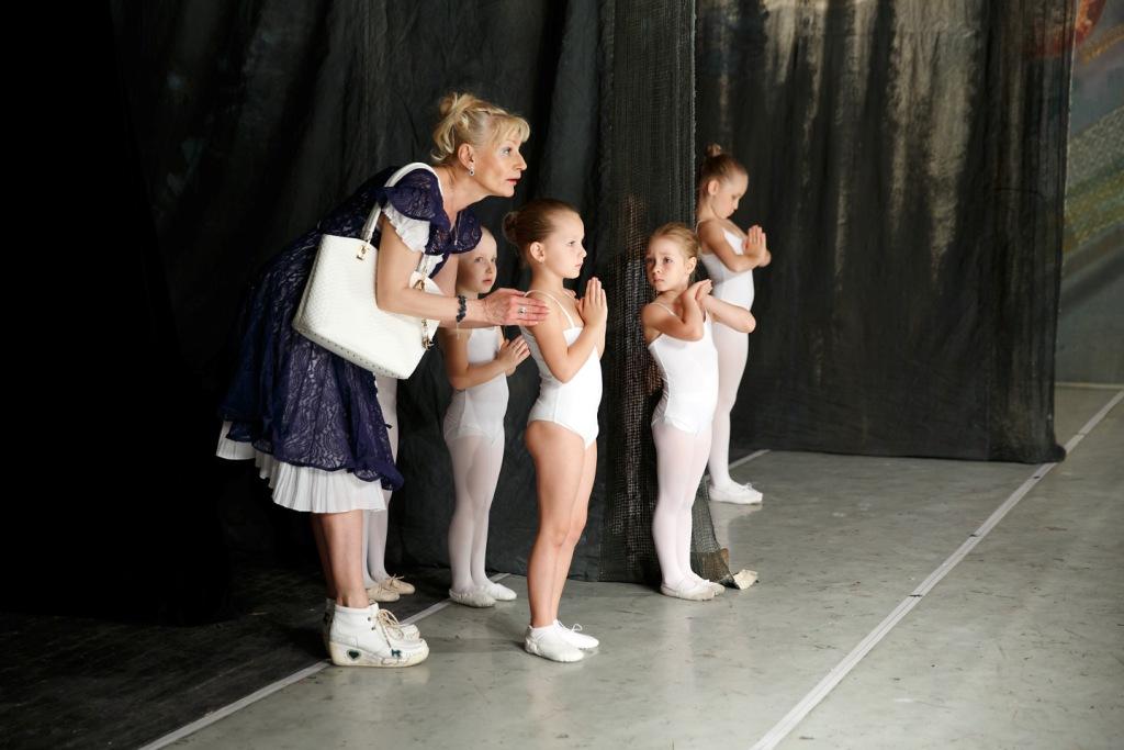 Ищете студию, где ребенок или взрослый может заниматься балетом?