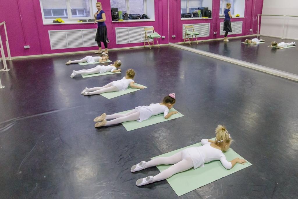 Отзывы о балетных школах москвы
